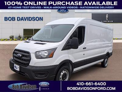 2020 Ford Transit 250 Med Roof 4x2, Empty Cargo Van #51287 - photo 1