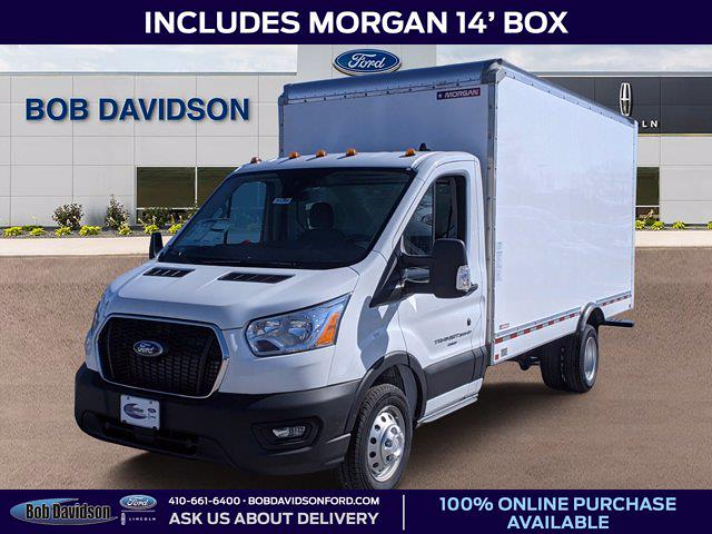 2020 Ford Transit 350 HD DRW 4x2, Cutaway Van #51294 - photo 1