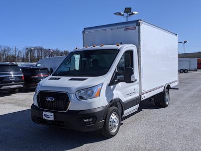 2020 Ford Transit 350 HD DRW 4x2, Cutaway Van #51294 - photo 3