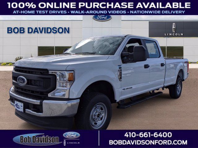 2021 Ford F-250 Crew Cab 4x4, Pickup #60026 - photo 1