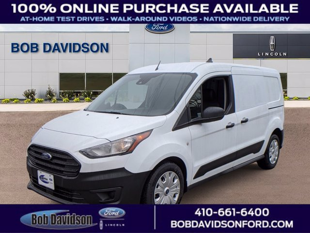 2021 Ford Transit Connect, Empty Cargo Van #60092 - photo 1