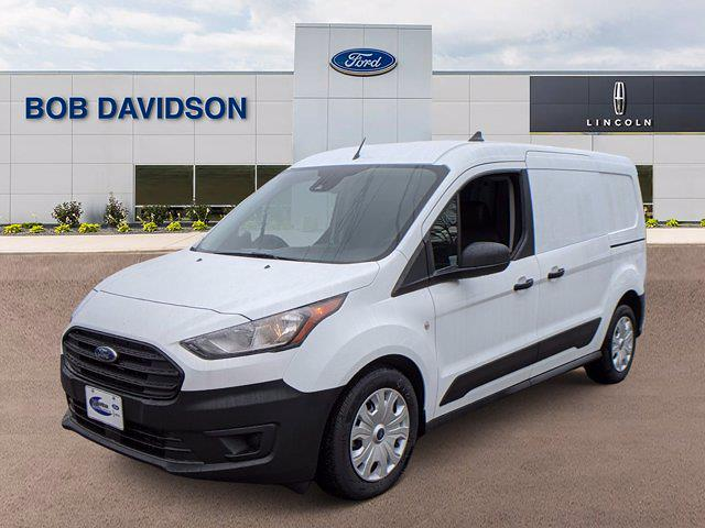 2021 Ford Transit Connect, Empty Cargo Van #60092 - photo 3