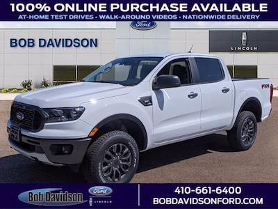 2021 Ford Ranger SuperCrew Cab 4x4, Pickup #60100 - photo 1
