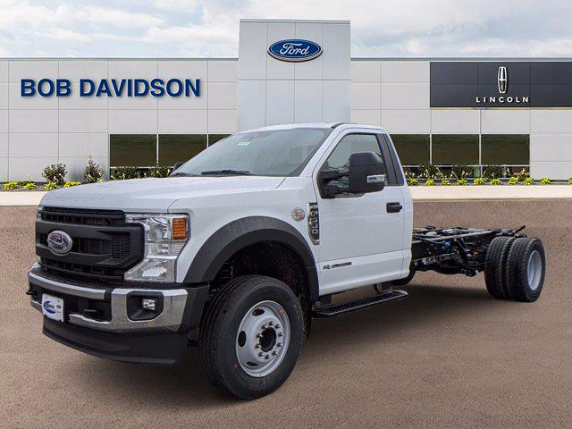 2021 Ford F-600 Regular Cab DRW 4x2, Cab Chassis #60106 - photo 2