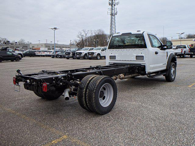 2021 Ford F-600 Regular Cab DRW 4x2, Cab Chassis #60106 - photo 4