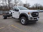 2021 Ford F-600 Regular Cab DRW 4x2, Cab Chassis #60106 - photo 5