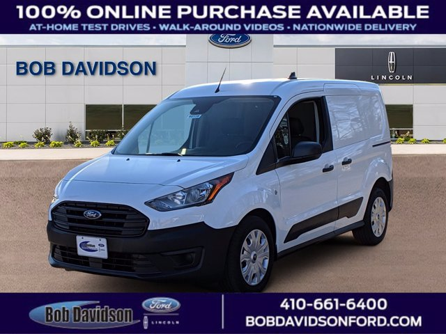 2021 Ford Transit Connect, Empty Cargo Van #60128 - photo 1