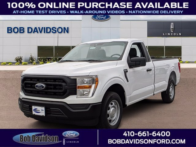 2021 Ford F-150 Regular Cab 4x2, Pickup #60133 - photo 1