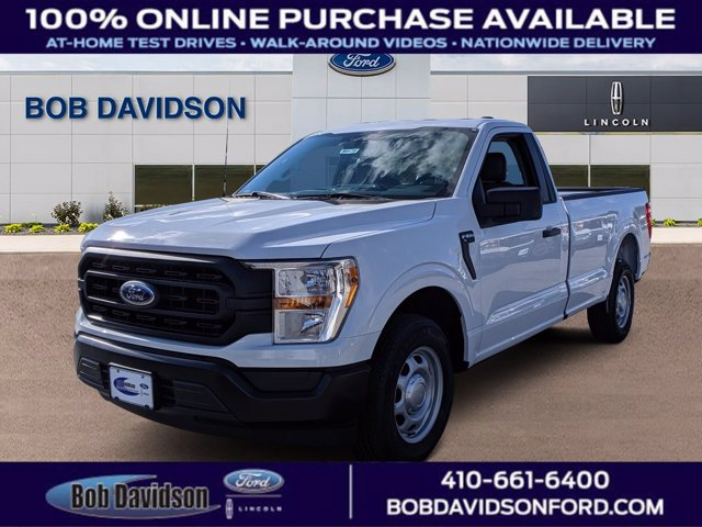 2021 Ford F-150 Regular Cab 4x2, Pickup #60135 - photo 1