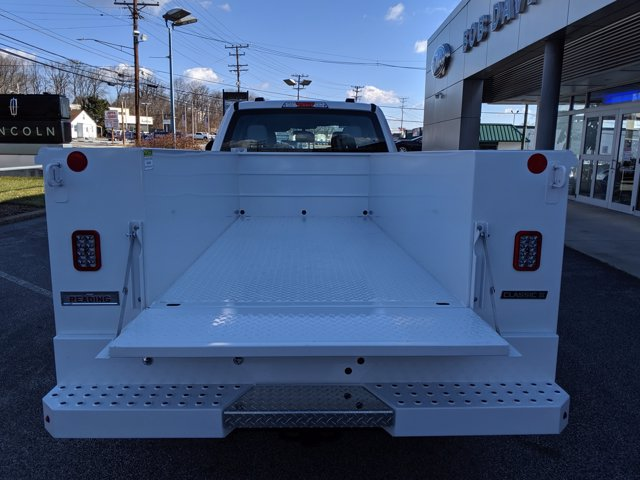 2021 Ford F-350 Crew Cab 4x4, Reading Service Body #60154 - photo 12