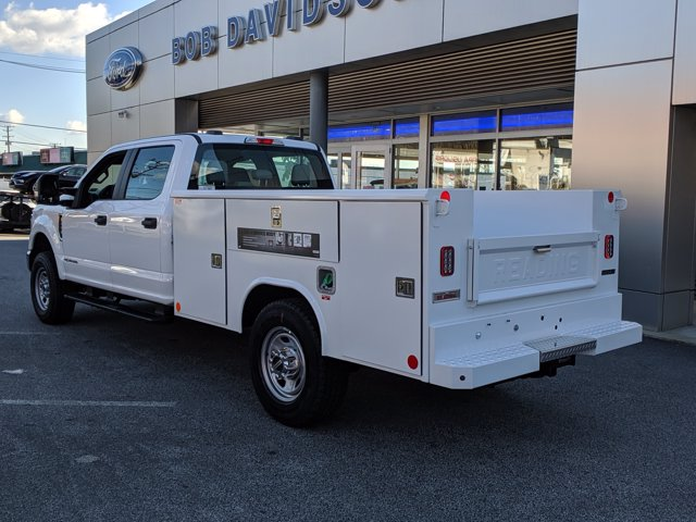 2021 Ford F-350 Crew Cab 4x4, Reading Service Body #60154 - photo 1