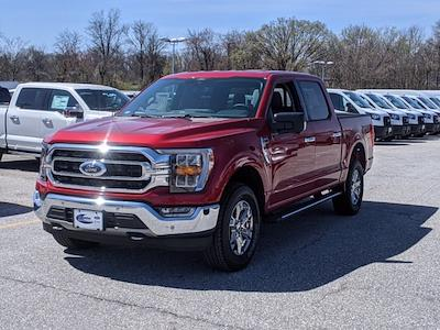 2021 Ford F-150 SuperCrew Cab 4x4, Pickup #60171 - photo 3