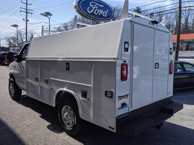 2021 Ford E-350 4x2, Knapheide Service Utility Van #60210 - photo 1