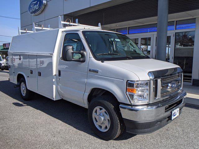 2021 Ford E-350 4x2, Knapheide KUV Service Utility Van #60210 - photo 5