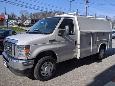 2021 Ford E-350 4x2, Knapheide KUV Service Utility Van #60210 - photo 3