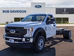 2021 Ford F-600 Regular Cab DRW 4x2, Cab Chassis #60214 - photo 3
