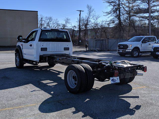 2021 Ford F-600 Regular Cab DRW 4x4, Cab Chassis #60220 - photo 1