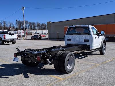 2021 Ford F-600 Regular Cab DRW 4x4, Cab Chassis #60220 - photo 4