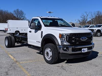 2021 Ford F-600 Regular Cab DRW 4x4, Cab Chassis #60220 - photo 5