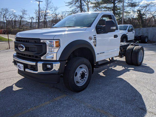 2021 Ford F-600 Regular Cab DRW 4x2, Cab Chassis #60222 - photo 4