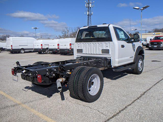 2021 Ford F-600 Regular Cab DRW 4x2, Cab Chassis #60222 - photo 3