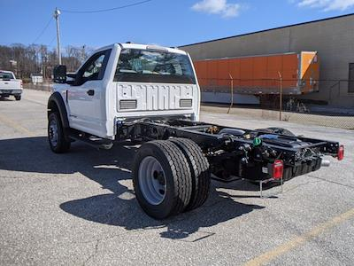 2021 Ford F-600 Regular Cab DRW 4x2, Cab Chassis #60222 - photo 2