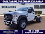 2021 Ford F-600 Regular Cab DRW 4x2, Cab Chassis #60222 - photo 1