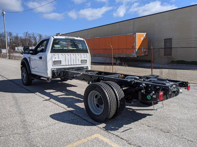 2021 Ford F-600 Regular Cab DRW 4x2, Cab Chassis #60224 - photo 1