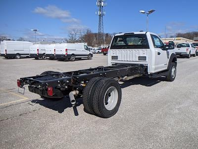 2021 Ford F-600 Regular Cab DRW 4x2, Cab Chassis #60224 - photo 4