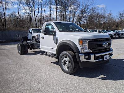 2021 Ford F-600 Regular Cab DRW 4x2, Cab Chassis #60224 - photo 5