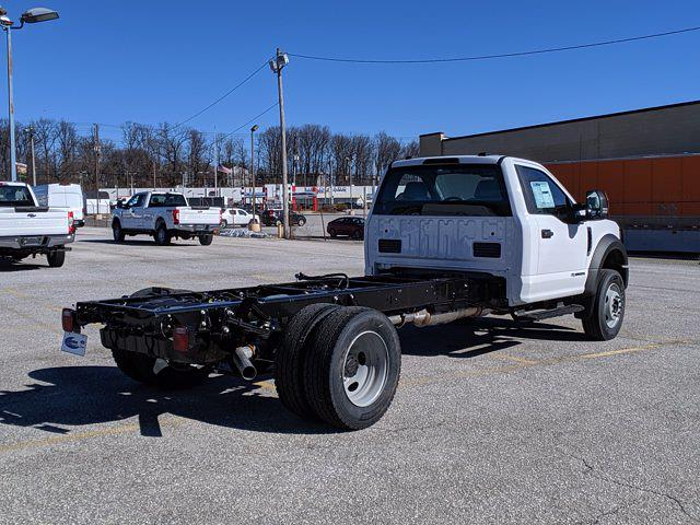 2021 Ford F-600 Regular Cab DRW 4x2, Cab Chassis #60228 - photo 4