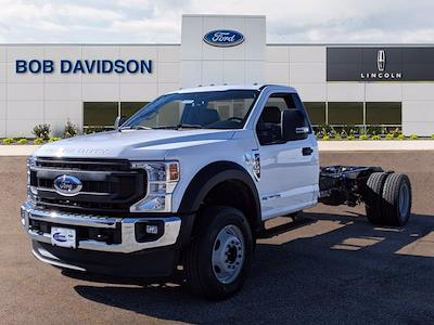 2021 Ford F-600 Regular Cab DRW 4x2, Cab Chassis #60228 - photo 3