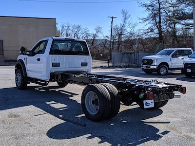 2021 Ford F-600 Regular Cab DRW 4x2, Cab Chassis #60228 - photo 2