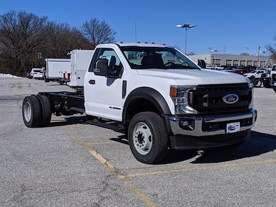 2021 Ford F-600 Regular Cab DRW 4x2, Cab Chassis #60228 - photo 5