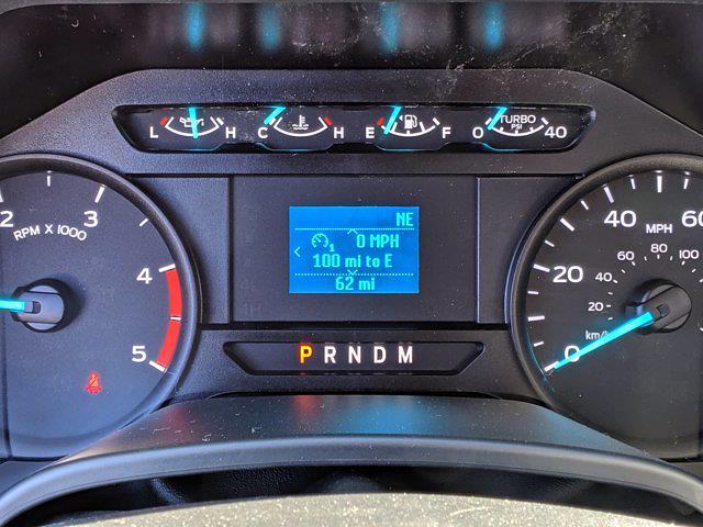 2021 Ford F-550 Super Cab DRW 4x4, Reading Classic II Steel Service Body #60241 - photo 28