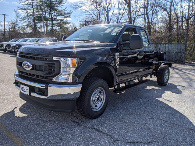 2021 Ford F-250 Super Cab 4x4, Cab Chassis #60292 - photo 3