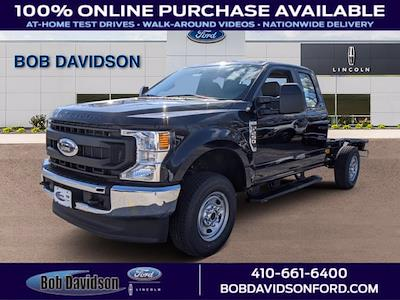 2021 Ford F-250 Super Cab 4x4, Cab Chassis #60292 - photo 1
