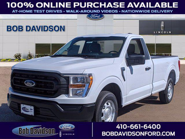 2021 Ford F-150 Regular Cab 4x2, Pickup #60322 - photo 1