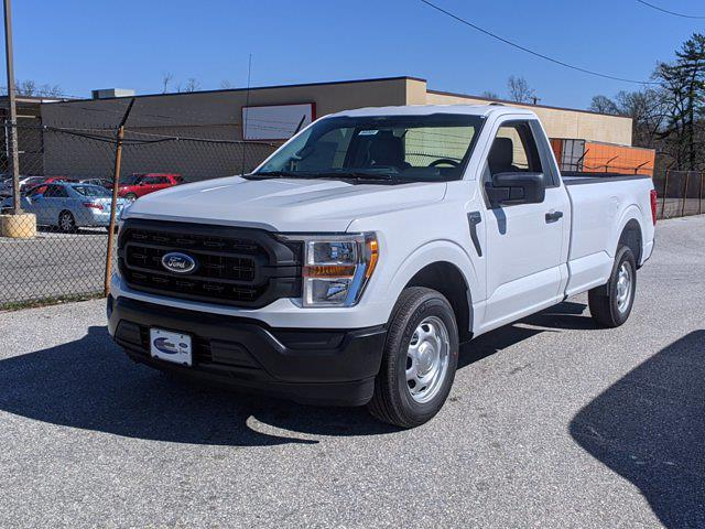 2021 Ford F-150 Regular Cab 4x2, Pickup #60322 - photo 3