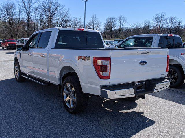 2021 Ford F-150 SuperCrew Cab 4x4, Pickup #60342 - photo 2