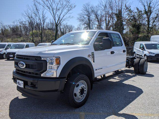 2021 Ford F-550 Crew Cab DRW 4x2, Cab Chassis #60354 - photo 3
