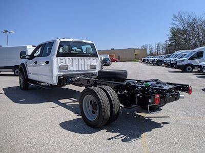 2021 Ford F-550 Crew Cab DRW 4x2, Cab Chassis #60354 - photo 2