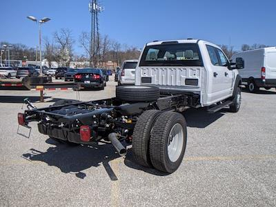 2021 Ford F-550 Crew Cab DRW 4x2, Cab Chassis #60354 - photo 4