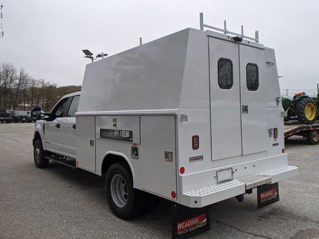 2021 Ford F-350 Crew Cab DRW 4x4, Service Body #60368 - photo 1