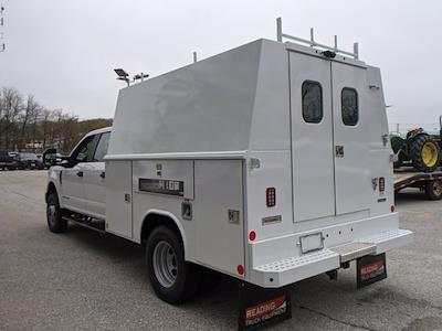 2021 Ford F-350 Crew Cab DRW 4x4, Service Body #60368 - photo 2