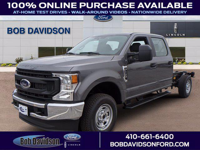 2021 Ford F-250 Crew Cab 4x4, Cab Chassis #60393 - photo 1