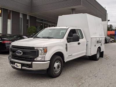 2021 Ford F-350 Super Cab DRW 4x2, Cab Chassis #60419 - photo 3
