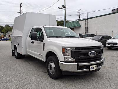 2021 Ford F-350 Super Cab DRW 4x2, Cab Chassis #60419 - photo 5