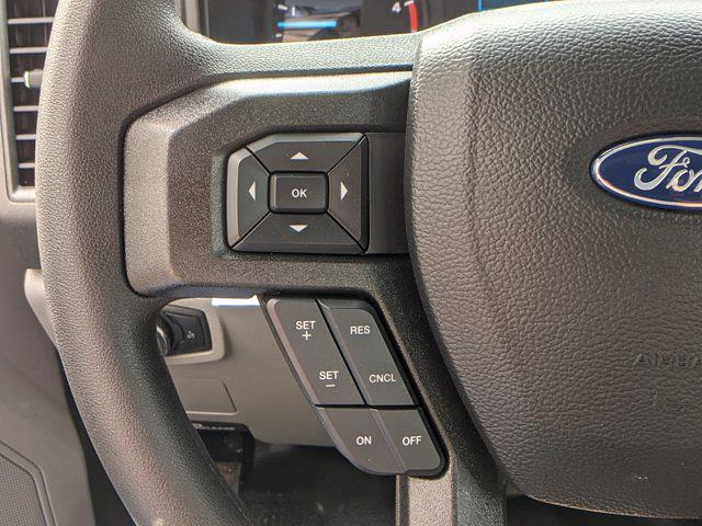 2021 Ford F-550 Crew Cab DRW 4x4, Reading Classic II Steel Service Body #60462 - photo 22