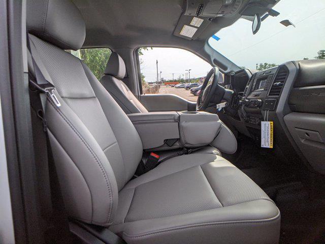 2021 Ford F-550 Crew Cab DRW 4x4, Reading Classic II Steel Service Body #60462 - photo 7